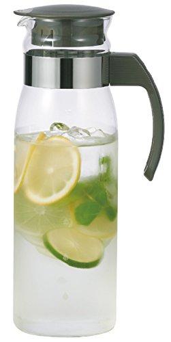 Hario - Tetera para café, 1400 ml, vidrio