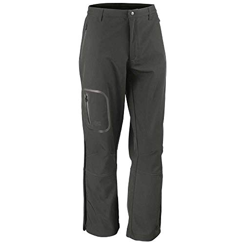 Result Mens Tech Performance Softshell Waterproof Breathable Windproof Trousers