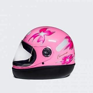Capacete Fórmula 1 R Femme Rosa
