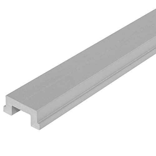 Miter T-Bar for Jigs Fixtures Sleds Router Tables and General Woodworking 48 inch MADE IN THE USA
