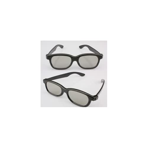 28c86ddddc7 Buy Risabh Exports Polarized 3D Glasses for 3D TV and Cinema Theatres Online  at Low Prices in India - Amazon.in