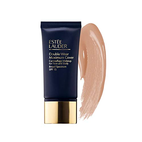 Estée Lauder Double Wear Maximum Cover Foundation - 2N1 Desert Beige, 30 ml