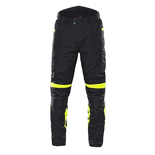 TIUTIU Pantalones De Moto Para Caballero, Pantalones De Moto
