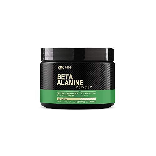 Optimum Nutrition Beta-Alanine, Unflavored, 7.15 Ounce by Optimum Nutrition