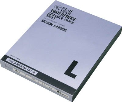三共 L耐水ペーパー LCCS800 (100枚入り)