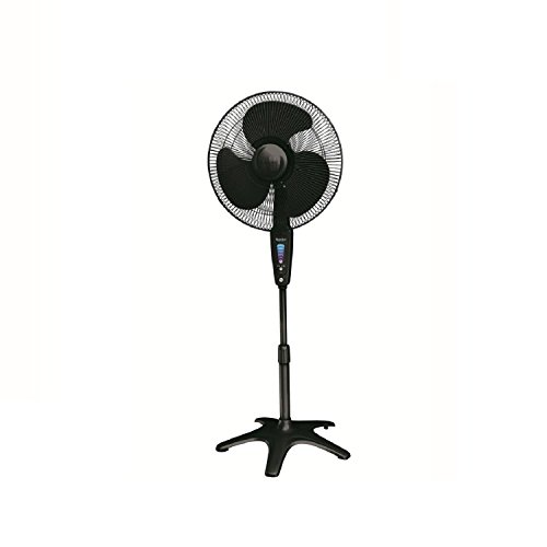 Honeywell HS-1655 QuietSet 16' Stand Fan - Black