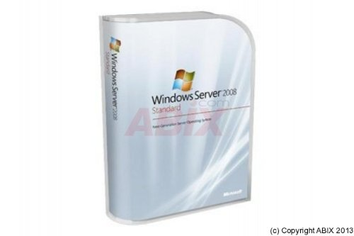 Windows Server CAL 2008 OEM français 1 poste 1 Client User CAL (licence uniquement, pas de CD-Rom)