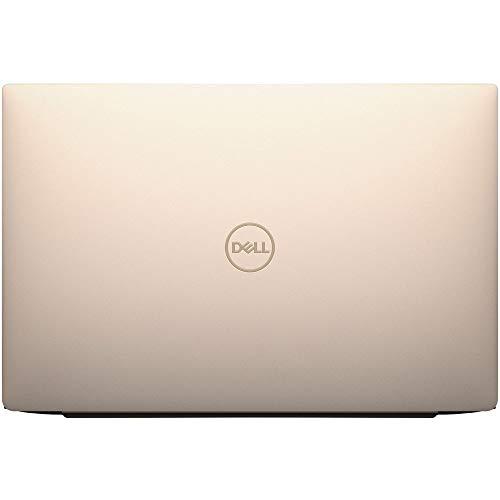 2019 Dell XPS 13 13.3' UltraSharp 4K UHD InfinityEdge Touchscreen Laptop Computer, Intel Quad-Core i7-8550U Up to 4.0GHz, 8GB RAM, 256GB PCIE SSD, Bluetooth 4.1, AC WiFi, Rose Gold, Windows 10