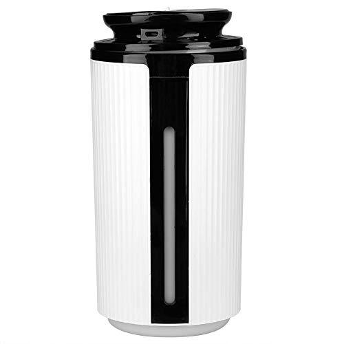 Fditt Ultrasone luchtbevochtiger, 900 ml, USB aroma, etherische olie, diffuser, 7 kleuren, LED-lichtreiniger in huis, MEHRWEG verpakking, socialme-eu