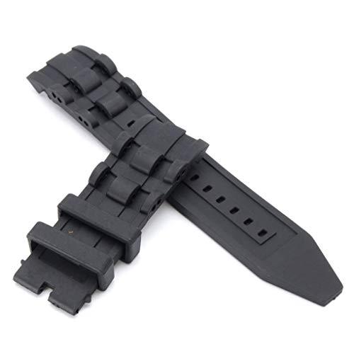 Yongse 26mm Kautschukband für Invicta Pro Diver 6977-6978-6981-6983