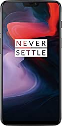 (Certified REFURBISHED) OnePlus 6 (Mirror Black 8 GB RAM +128GB)