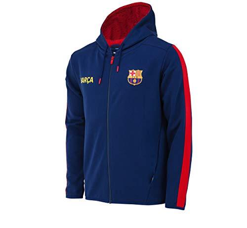 Fc Barcelone Kapuzensweatshirt Barca - Offizielle Sammlung Kindergröße 6 Jahre