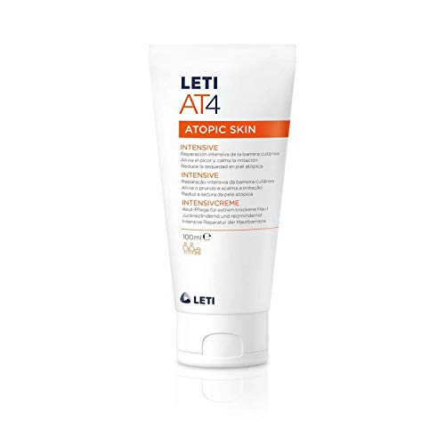 LETI AT4 Intensivcreme, 100 ml