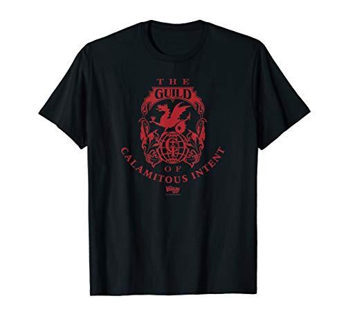 The Venture Bros. Build T-Shirt