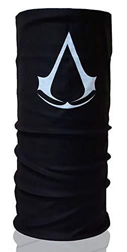 Assassin's Creed UV Protection Fishing Mask Scarf Bandana Headband Headwear Pb150
