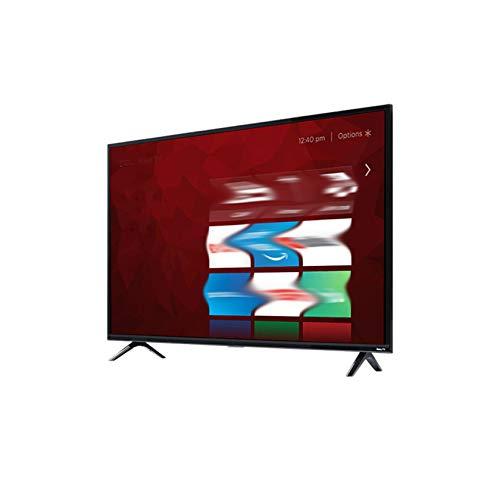 TV LED 50 Pulgadas 4K UHD, Smart TV con Aplicaciones Transmisión Y Catch Up TV Incorporada, WiFi, Freeview Play, Funciona con Alexa,
