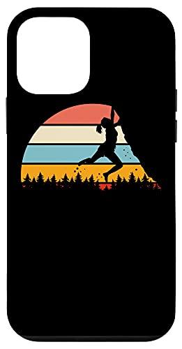 iPhone 12 mini Rock Climber Climbing Mountain Bouldering Vintage Design Case