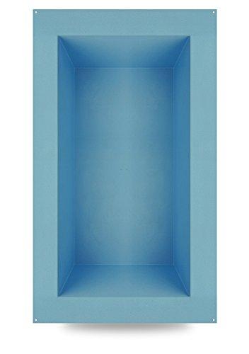 B&M Polypool GFK Teichbecken | Gartenteich | 4390 Liter | ca. 307x180x130 cm | von M+W Gartenflair