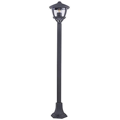 Lámpara de jardín de aluminio 31998 para exteriores