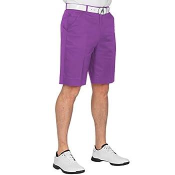 Best mens purple golf shorts Reviews