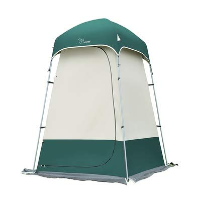 Pop Up Tent Beach Camping Tent Simple tent one-touch disaster prevention size toilet tent 1-2 person tent people are suitable for privacy tent to bathe the clothes on the beach to use the toilet in a