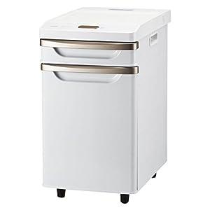 ベッドサイド冷蔵庫 HR-D282W/62-6498-56