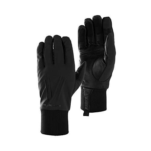 Mammut Herren ALatviara Handschuhe, Schwarz, 10