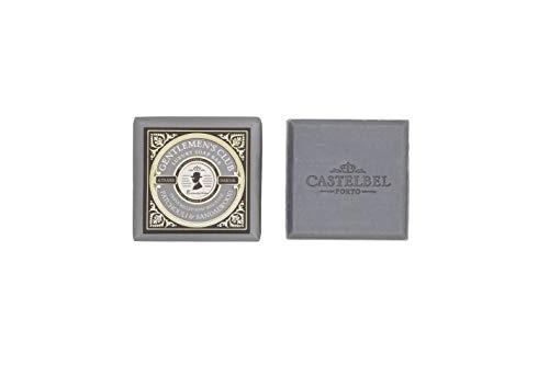 Castelbel Gentlemen's Club Patchouli 150 g Seife – Grau