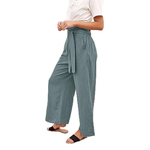 Pantalones Anchos para Mujer Pantalones Largos Casuales para Mujer