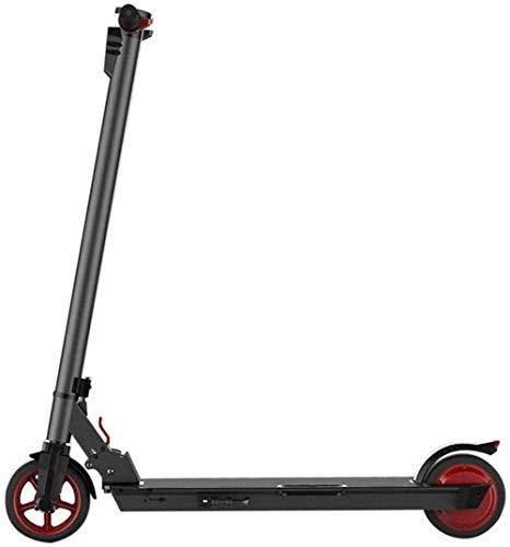 Nfudishpu Scooter eléctrico Bicicleta Coche eléctrico Scooter de Dos Ruedas Coche eléctrico Plegable Mini Coche eléctrico Adulto Coche eléctrico Coche eléctrico de Dos Ruedas