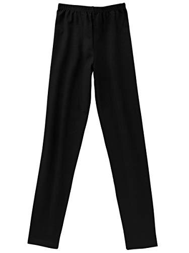 Schiesser Schiesser Mädchen Leggings lange Unterhose - 218583, Größe Kinder:116;Farbe:schwarz