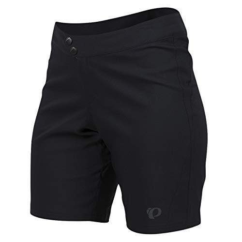 PEARL IZUMI W Canyon Shorts, Black, 10
