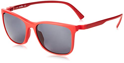 zero rh+ 832S-05-PISTARD (55 mm) Gafas, Rojo, 55/17/140 Unisex Adulto