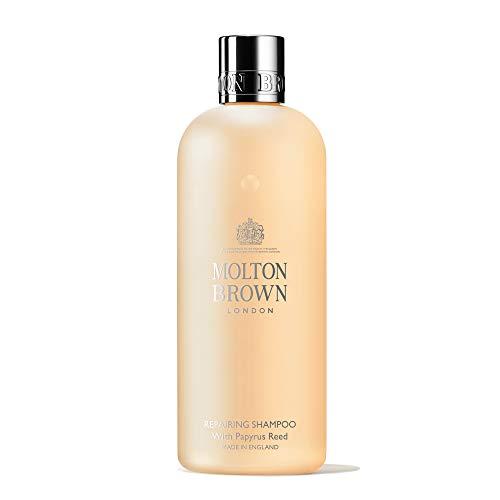 Molton Brown Men's Papyrus Reed Repairing Shampoo Dry, Damaged Hair 300Ml Orange