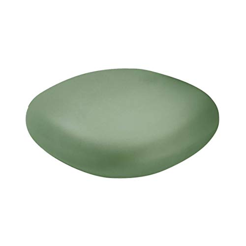 Slide Chubby Pouf bas/Table basse Vert mauve