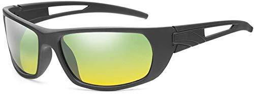 Mirage Day-nachtzichtbril gepolariseerde TAC zonnebril dames heren sportbril zonnebril UV400 Night Driver
