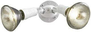 Utilitech 250-Watt Twin Metal Flood Light MT250WUT