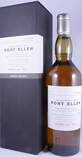 Port Ellen (silent) - 2nd release - 1978 24 year old Whisky