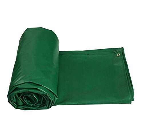 Tarpaulin Impermeable Resistente A La Sombra De La Sombrilla Protector Solar A Prueba De Viento Funda Impermeable De La Capa Impermeable De La Capa De Carga De La Capa De Carga Verde ( Size : 3X3M )