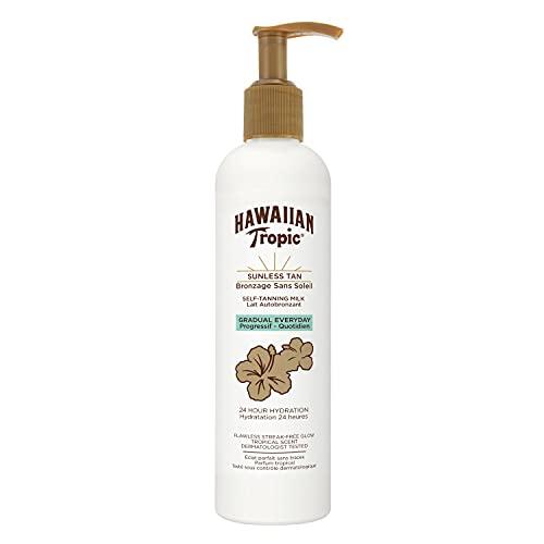 Hawaiian Tropic Tanning Milk everyday gradual, 290 ml