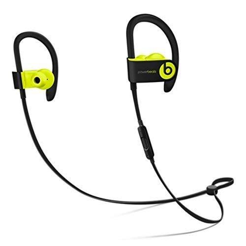 Powerbeats3 Wireless In-Ear Headphones - Shock Yellow (Renewed) 4