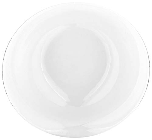 Judge Coupé Plaque latérale, Blanc, 20 cm