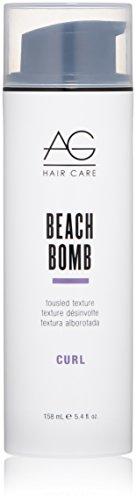 AG Hair Curl Beach Bomb Tousled Texture, 5.4 Fl Oz