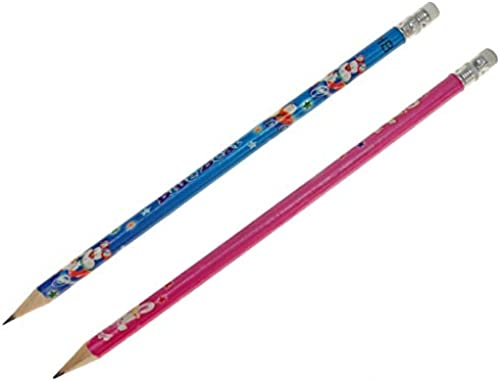 Kingdiscount 120 Stück Bunte Bleistifte 12er Set - 19 cm