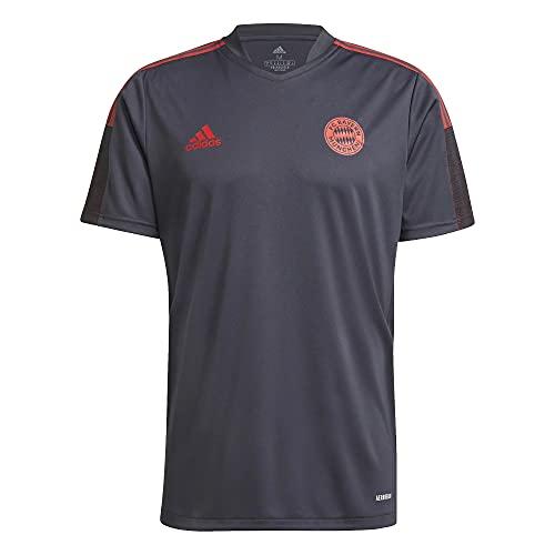 adidas FC Bayern München - Camiseta de entrenamiento gris L