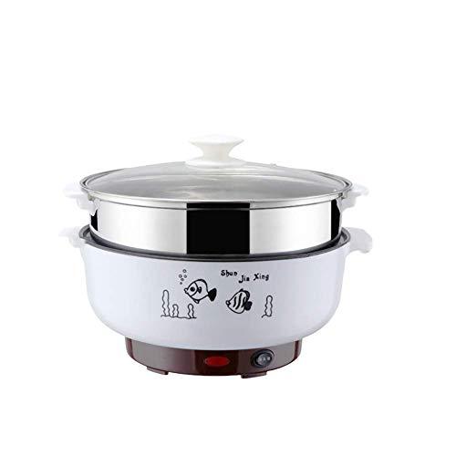 Rijstkoker, Multi-Function rijstkoker, 220V Verwarming elektrische koekenpan, Verwarming Rice Pasta, tijdige Insulation, gemakkelijk te reinigen, anti-aanbakpan AQUILA1125