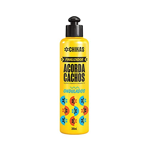 Chikas Acorda Cachos - Finalizador Ondulados 300ml