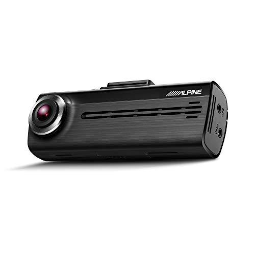 Alpine Electronics DVR-F200 Dashcam Full HD Wi-Fi, Nero