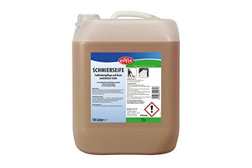 Schmierseife flüssig - Fußbodenreiniger - Reinigen wie ein Profi - 10 Liter - 1 Kanister
