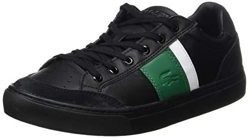 Lacoste Courtline 319 1 Us CMA, Zapatillas para Hombre, Negro (Black/Green 1b4),...